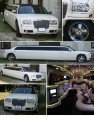 Antropoti Chrysler 300 C unning lux limousine