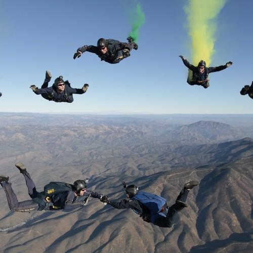 Stag Croatia Zagreb Tandem Skydiving